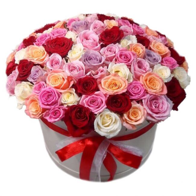 101 роза сургут